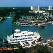 Lake Buena Vista aerial photo