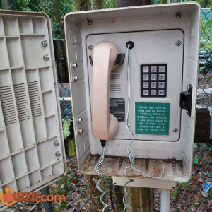 Phone to Discovery Island