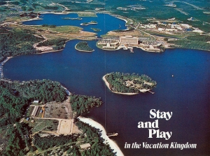 Bay Lake Aerial '72