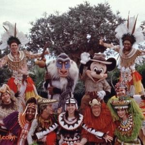 Rafiki-Mickey-and-Cast