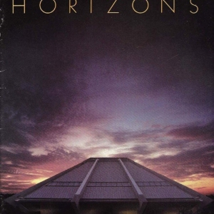 Horizons Book (GE) - Cover