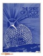 The Spirit of EPCOT Center Book