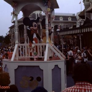 Mickey Parade 1972