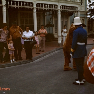 Pluto and Police 1972