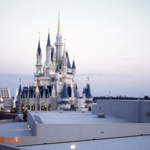 Castle from Skyway
