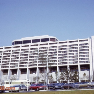 Contemporary Resort, '72 Style