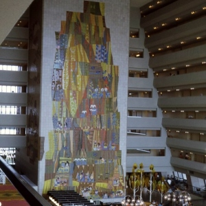 197Contemporary Resort Interior '72