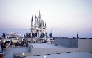 Castle from Skyway