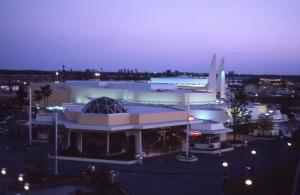 Twilight over Tomorrowland