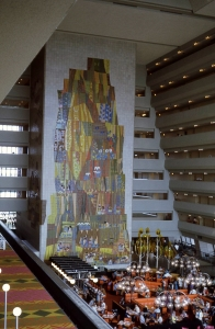 197Contemporary Resort Interior '72