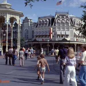 Main St. USA Town Square
