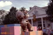 Parade Float: Chip Without Dale