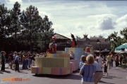 Magic Kingdom 1978 Frontierland Parade
