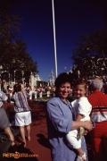 Nov_1992 Magic Kingdom Main Street USA