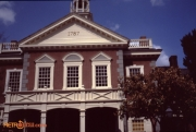 Hall of Presidents Exterior