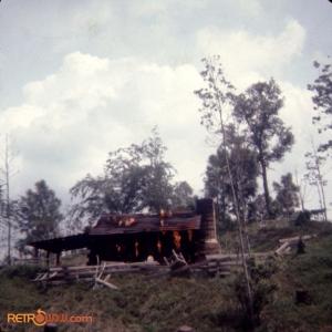 Burning Cabin April_72