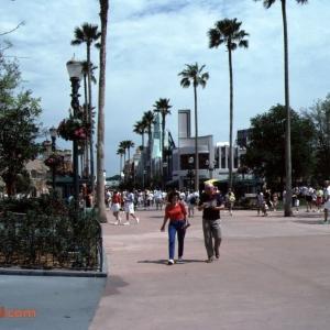 Hollywood Plaza April 1991