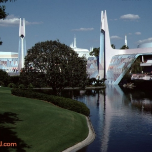 Tomorrowland April 1991