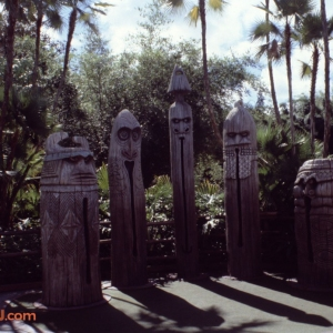 Adventureland Totems Aug 78