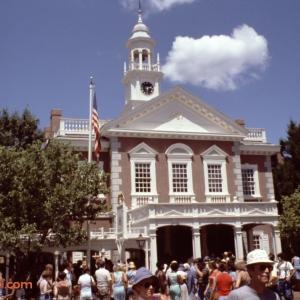 City Hall Aug 78