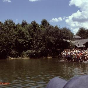 Tom Sawyer Island Aug 78