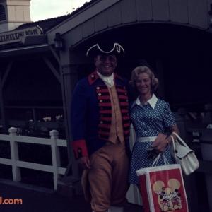 Meeting a Patriot