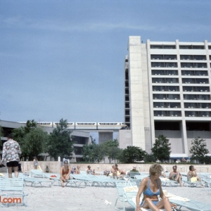 Contemporary Beach 1 September 1975