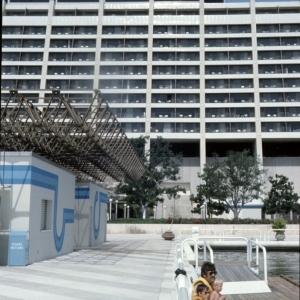 Contemporary Dock September 1975