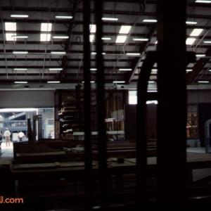 Backlot Studio Tour Carpentry