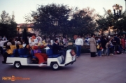 Roger Rabbit Riding Cast Cart at Disney-MGM Studios