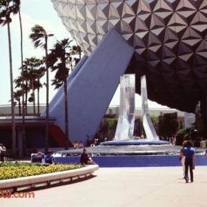 EPCOT Center Entrance