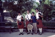 Canadian Bagpipers