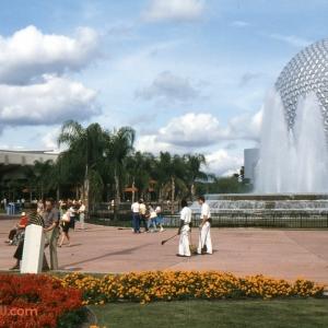 Communicore Fountain 1982