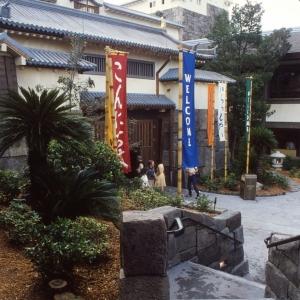 Japan Pavilion Interior 1982