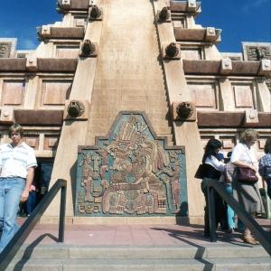 Mexico Pavilion 1982