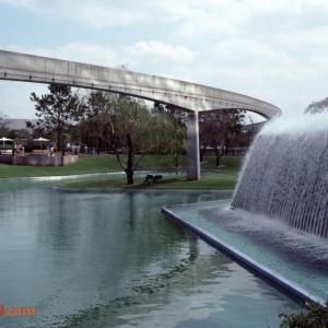 Journey into Imagination Fountain