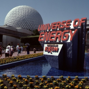 Universe of Energy and Spaceship Earth