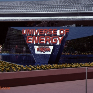 Universe of Energy Sign