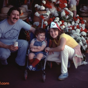 Adventureland Family Feb 1981