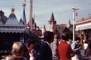 Fantasyland Crowds Feb 1981