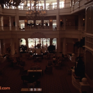 Grand Floridian & MK Entrance Sep 1996_18