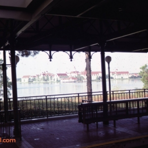 Grand Floridian & MK Entrance Sep 1996_24