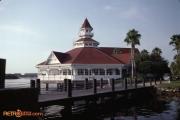 Grand Floridian & MK Entrance Sep 1996_6