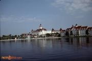 Grand Floridian & MK Entrance Sep 1996_9