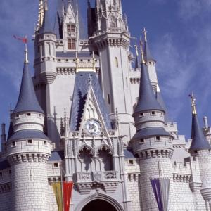 Cinderella Castle 5 1979
