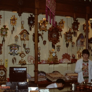 Clock Shop 1979