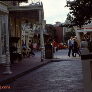 East Center Street Looking at West 1979