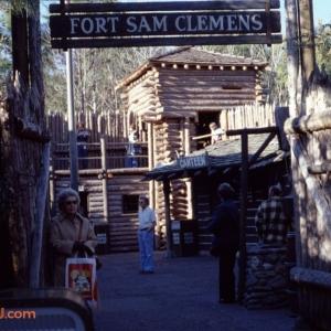 Fort Sam Clemens 1979