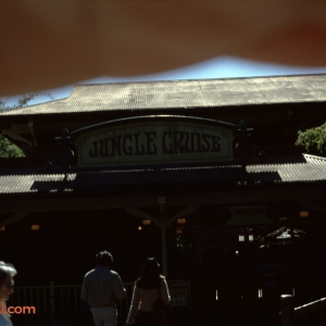 Jungle Cruise sign 1979