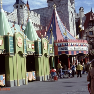 Small World Marquee 1979